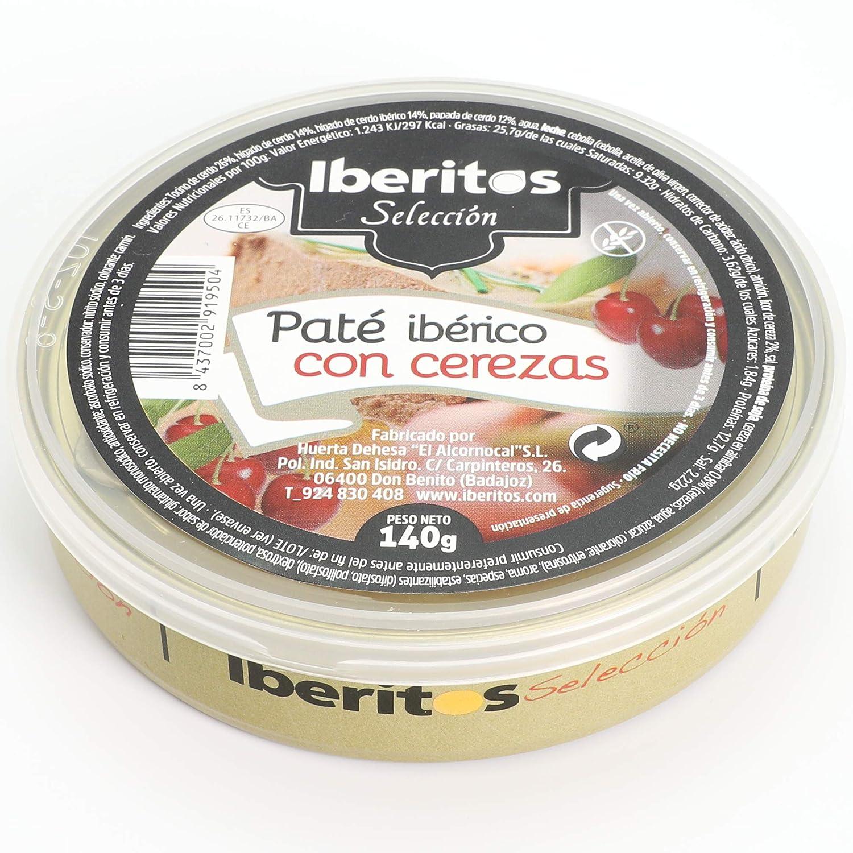 Iberitos - Crema de Aceituna Verde - 1 Lata x 140 gr: Amazon.es ...