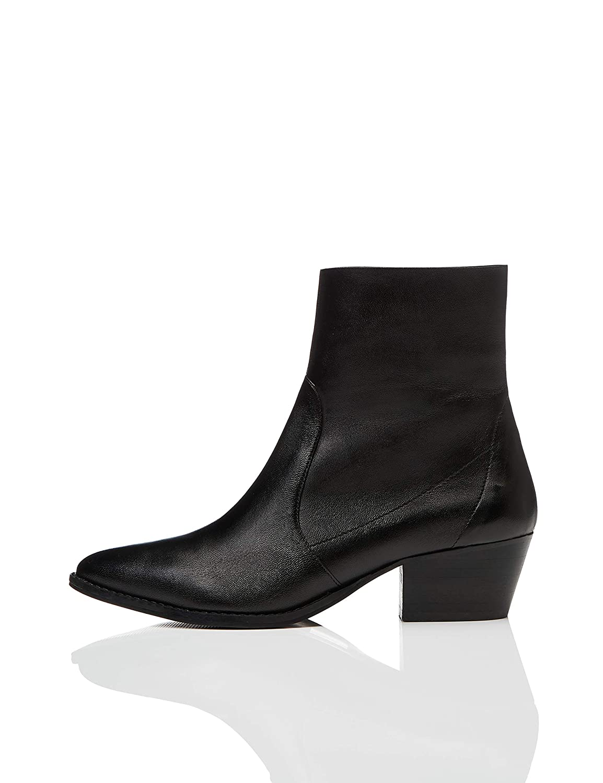 Find. Unlined Western Damen Leather Damen Western Stiefeletten 253f88