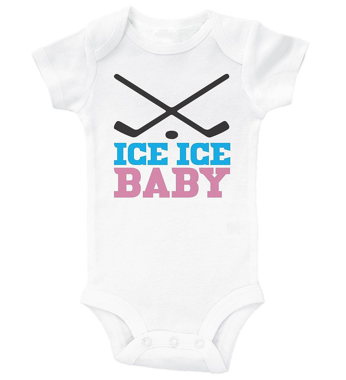 Amazon.com: Deflector® Funny Hockey Onesies/Helados/niñas ...