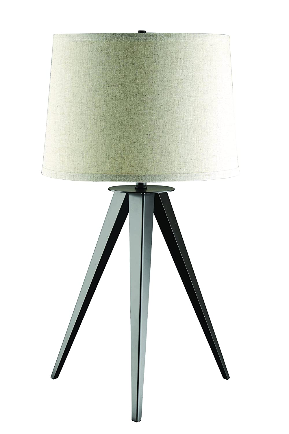 CDM product Coaster Home Furnishings 901644 Table Lamp, Mid-Century Tripod Design big image
