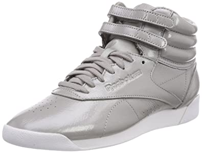 Reebok Bs9667, Chaussures de Gymnastique Femme, Gris (Powder Greyskull Greywhite), 40 EU