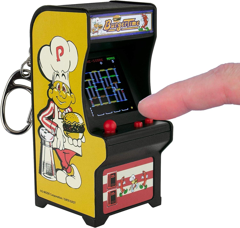 Multi Tiny Arcade Burger Time