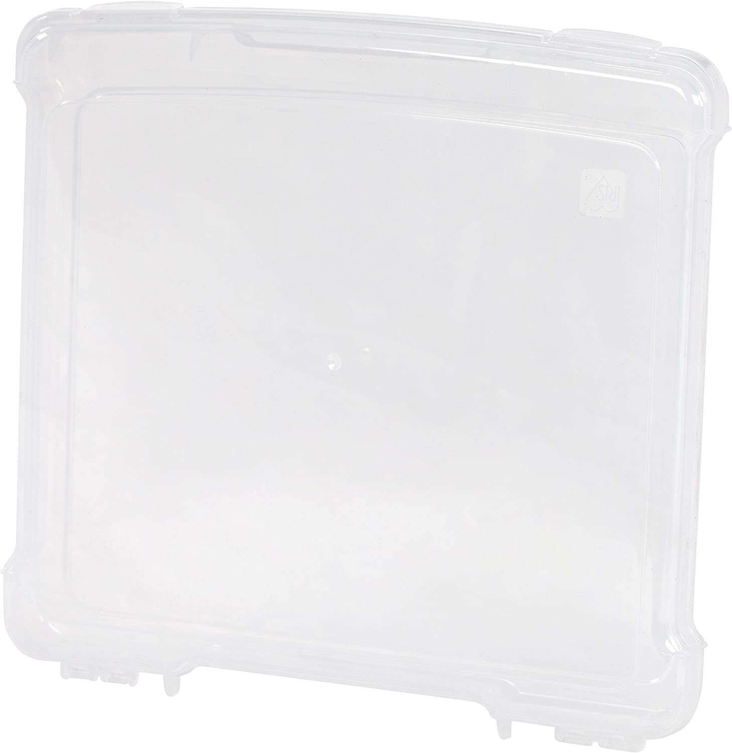 IRIS Slim Portable Project Case Clear 1 Pack