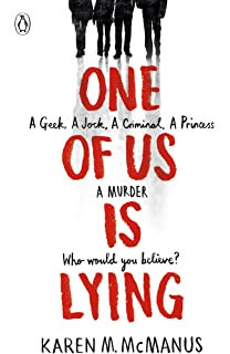 Amazon com: One of Us Is Lying (9781524714680): Karen M