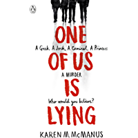 One Of Us Is Lying: the bestselling thriller (English Edition)