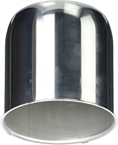 Topline C102S Polished Stainless Steel Center Cap
