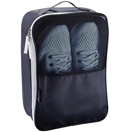 Alpamayo® Bolsa para Zapatos, Bolsa Transpirable para Zapatos, Ideal para Deportes o Viajes, fácil Almacenamiento en Bolsas Deportivas, Maletas o ...