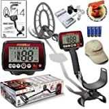 "Fisher F44 Metal Detector Bonus Package with 11"" Coil and 5 Year Warranty"