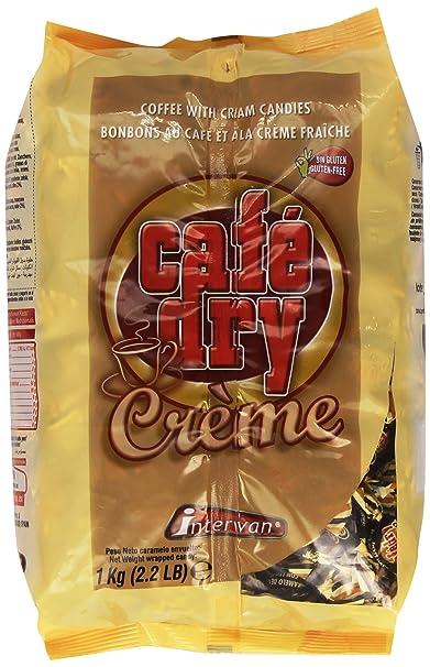 Café Dry - Crème - Caramelos de café con leche - 1 kg