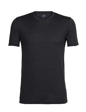 d59228c15591 Icebreaker Herren Kurzarm T-Shirt Tech Lite Crewe, 100898  Amazon.de ...