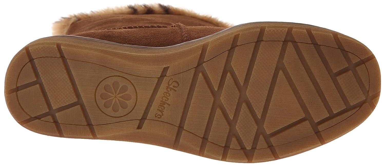 Skechers Adorbs Polar - Zapato botín de Piel Mujer: Skechers: Amazon.es: Zapatos y complementos