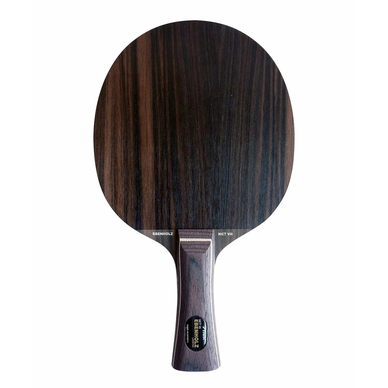 Stiga Unisex Ebenholz Nct VII Classic Grip Offensive 7-Ply Blade, Tree, One Size 108937