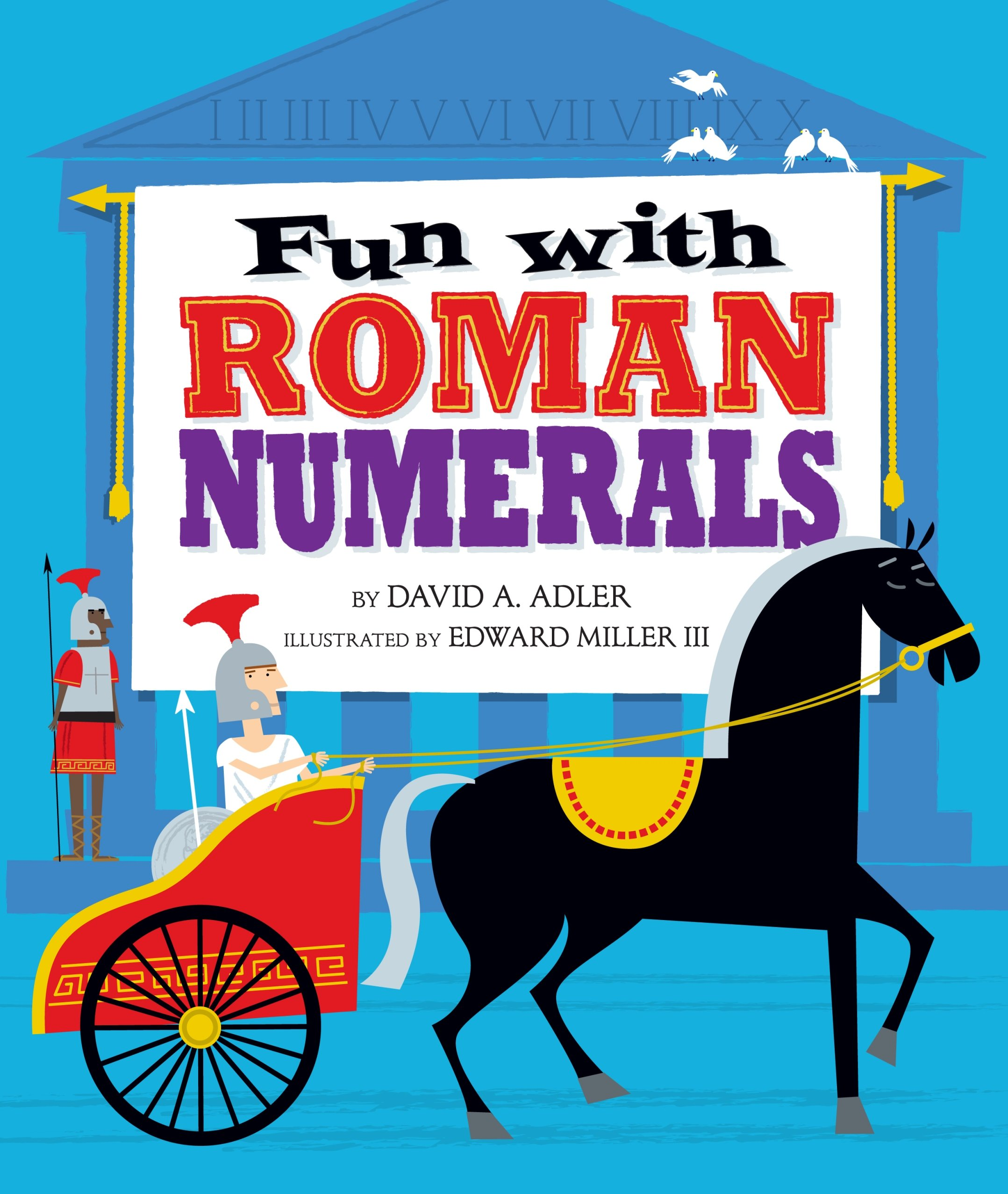 Fun Roman Numerals David Adler product image