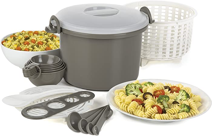 The Best Rice And Pasta Cooker