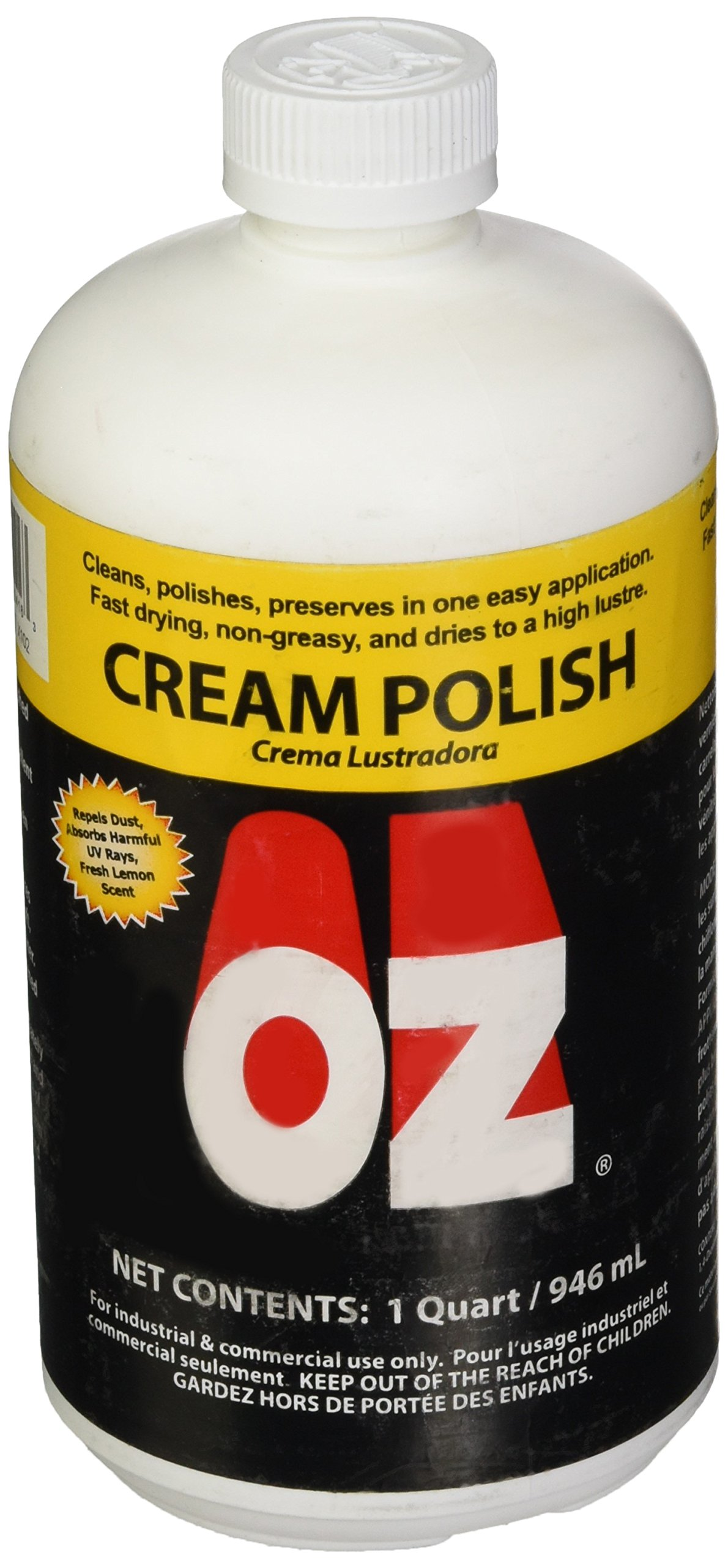 Mohawk Finishing Products OZ Cream Polish - 32oz by Mohawk Finishing Products