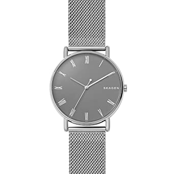 Skagen Reloj Analogico para Hombre de Cuarzo con Correa en Acero Inoxidable SKW6428: Amazon.es: Relojes