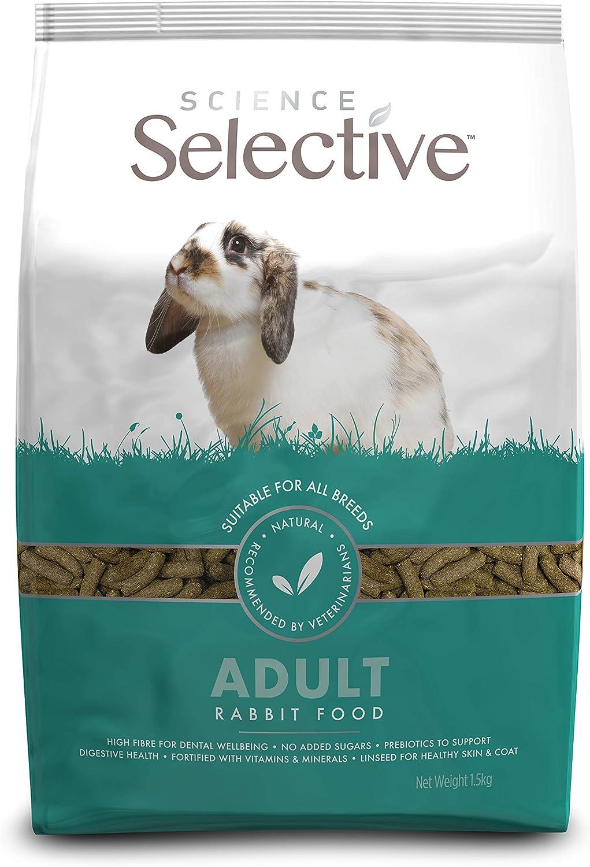 Supreme Petfoods Science Selective - Comida para Conejos