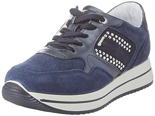 IGI&CO DKU 11542, Zapatillas para Mujer, Bianco (Bianco), 39 EU