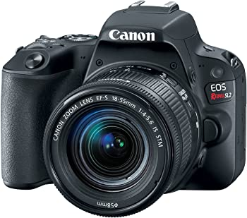 Canon SL2 Camera