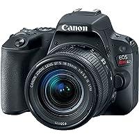 Canon EOS Rebel SL2 DSLR Camera EF-S 18-55mm STM Lens - WiFi Enabled