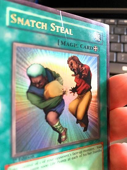CARDBRAWLERS.COM Snatch Steal MRL-036 Ultra Rare Unlimited Edition NM