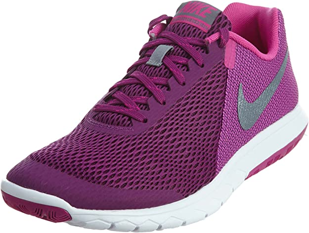 Nike 844729-501, Zapatillas de Trail Running para Mujer, Morado (Bright Grape/Mtlc Cool Grey-Fire Pink), 40 EU: Amazon.es: Zapatos y complementos