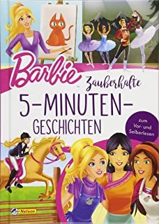 Barbie - Malbuch mit 1001 Stickern: Amazon.de: .: Bücher