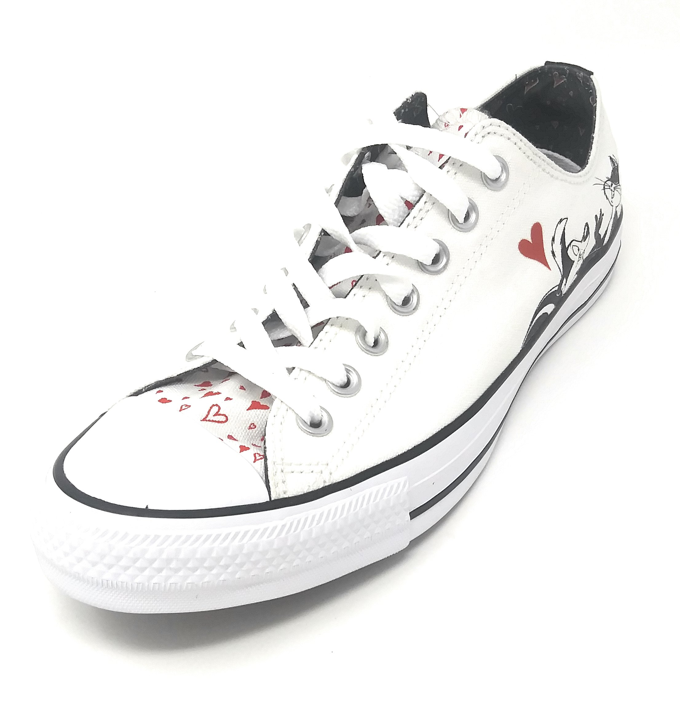 Converse Limited Edition Chuck Taylor All Star Looney Tunes (Mens 12Womens 14, Looney Tunes 9527)