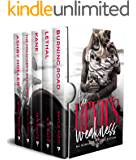 The Devil's Weakness: MC Romance Collection