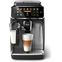 PHILIPS Series 4300 LatteGo Fully Automatic Espresso Coffee Machine with intuitive display, up to 8 different coffees…