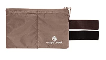 bea4e8bba01f EAGLE CREEK TRAVEL GEAR Undercover Hidden Pocket, Khaki