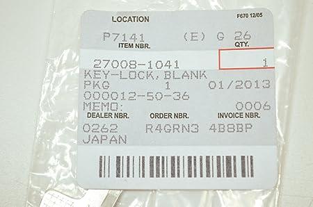Amazon.com: Key-Lock,Blank - 27008-1041: Automotive