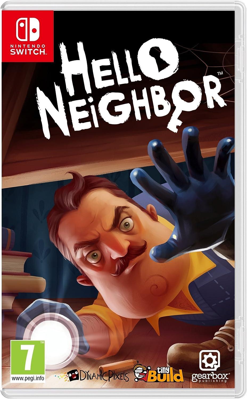 Hello Neighbor - Nintendo Switch [Importación inglesa]