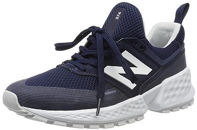 new balance 574 sport bleu