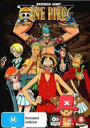 One Piece Voyage Collection 7 Episodes 300 348 Munehisa Sakai