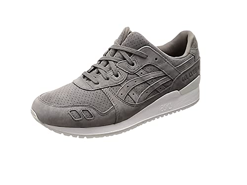 ASICS Mens Gel Lyte Iii Trainers in Grey: Amazon.co.uk