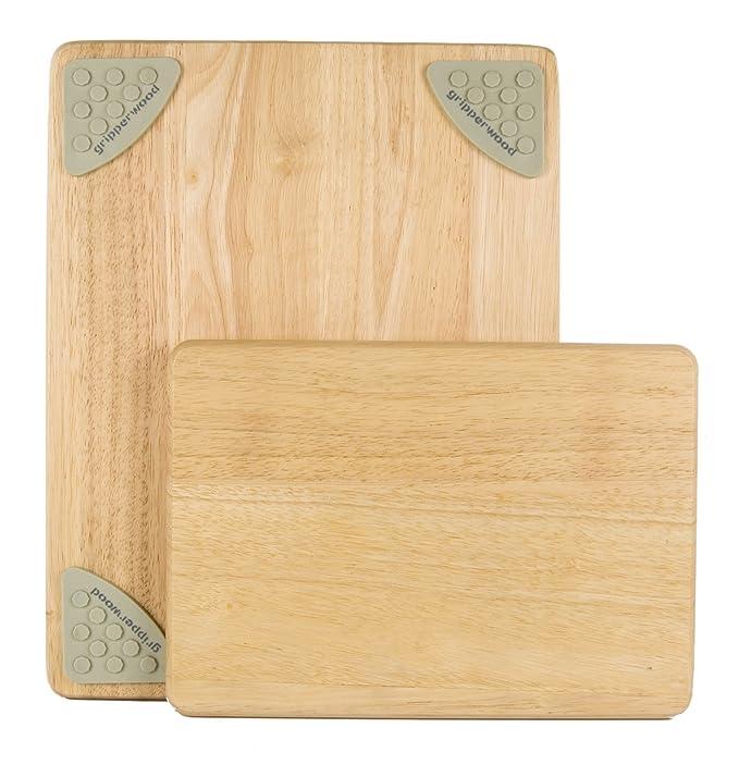 Amazon.com: Architec – gripperwood cóncava Tabla de cortar ...
