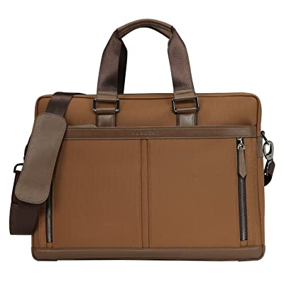 lovely Banuce Men'S Waterproof Pu Leather Briefcase