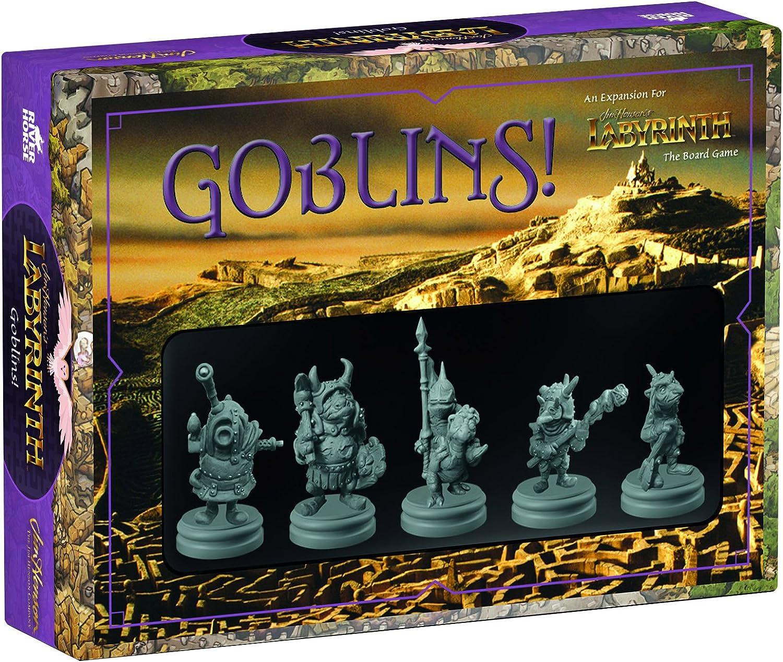 dV Giochi dvg9341 – Labyrinth Goblins – Expansión: Amazon.es: Juguetes y juegos