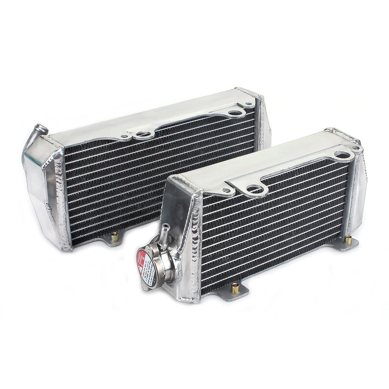 TARAZON Moto Refroidissement refroidisseur deau Radiateur pour RMZ450 RMZ 450 2007