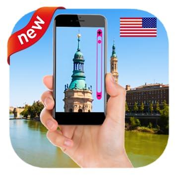 Amazon com: Big Zoom Mega Camera app: Appstore for Android
