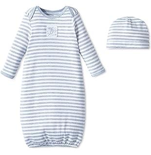 Accessories Bibs Lamaze unisex-baby Baby Organic Essentials 3 Piece Bib Set blue One Size Lamaze Baby Apparel LA5106018O17