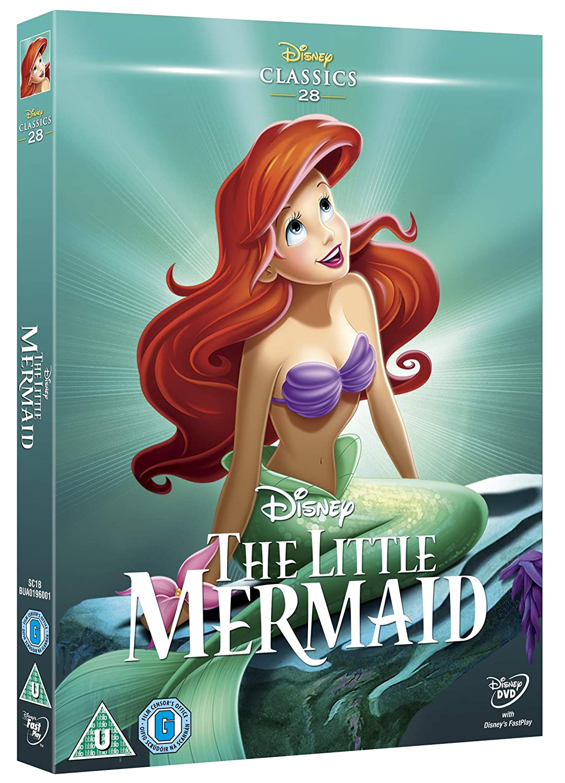 The Little Mermaid [Reino Unido] [DVD]: Amazon.es ...