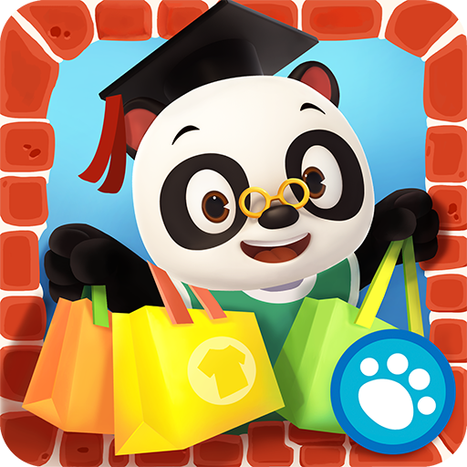 Dr. Panda Town: Mall - Mall Spanish In