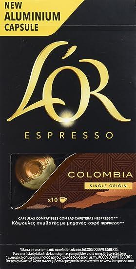 LOR Espresso Colombia - [Pack de ...