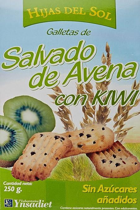 GALLETA AVENA + KIWI 250 gr: Amazon.es: Salud y cuidado personal