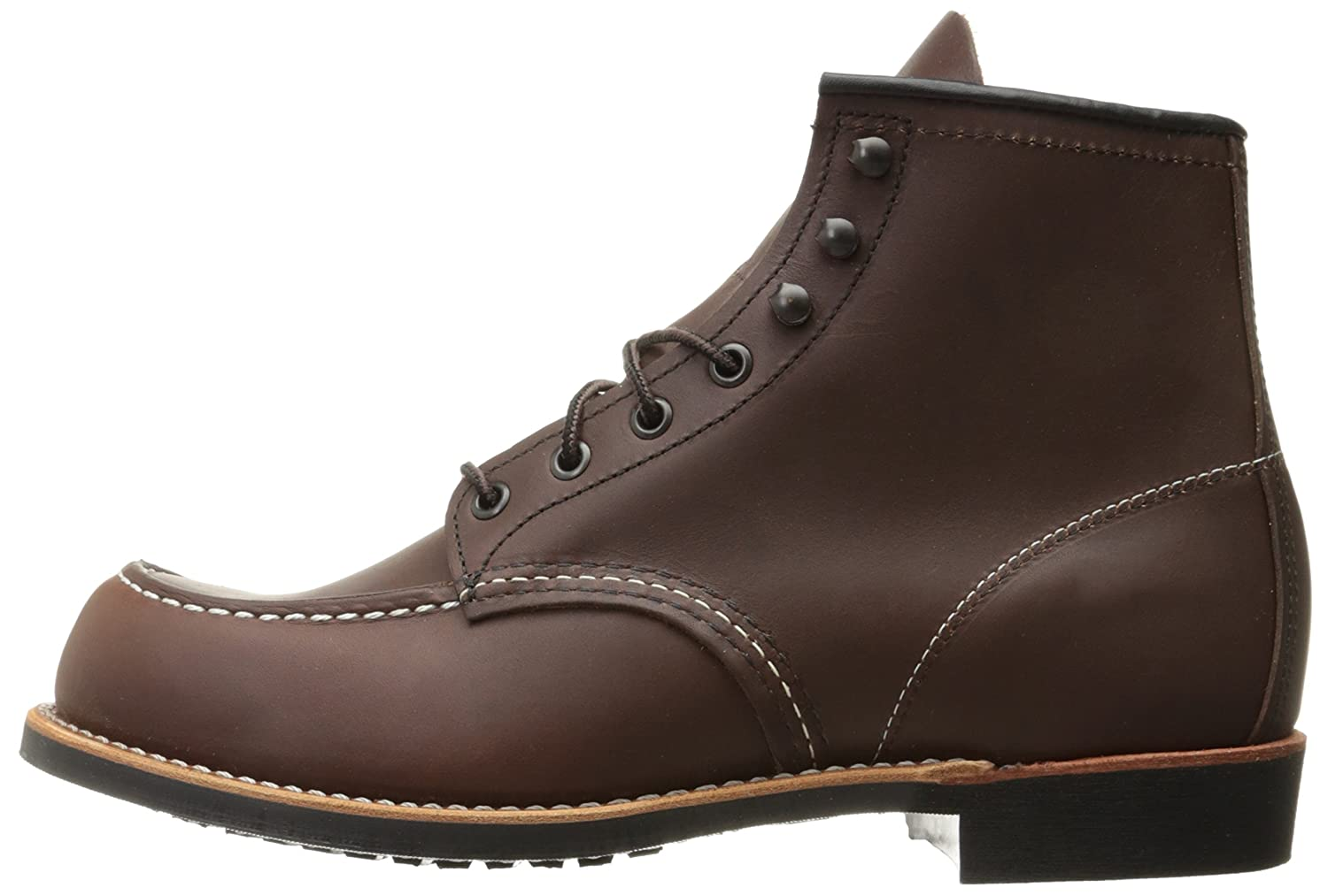 Arranque De Red Wing Cooper Para Hombres UK8.5 EU42.5 US9.5 Amber Portage