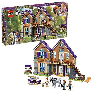 41369 Lego De Friends La Mia Maison Jeu Construction O0wnPk