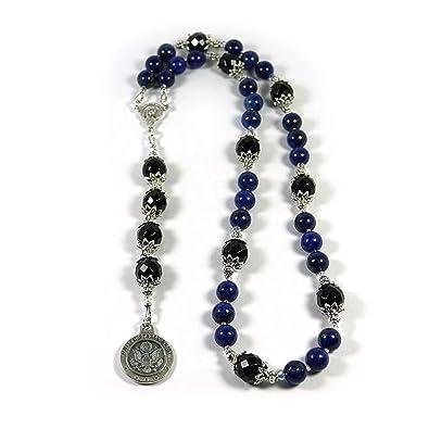 Amazon com: Silver Inches United States Army Catholic Prayer