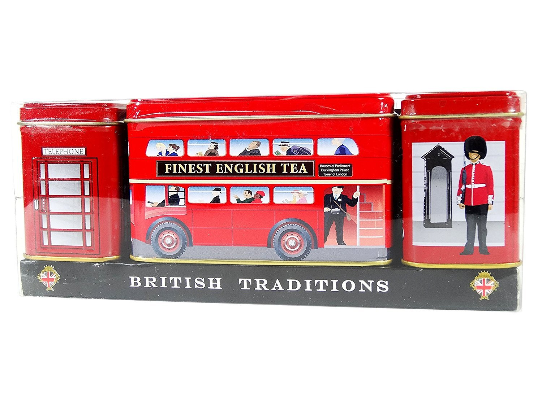 Traditional English Teas... English Tea British Traditions Heritage Gift Pack